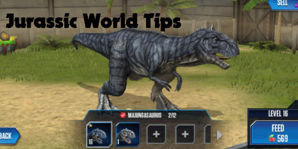 Jurassic World The Game Tips