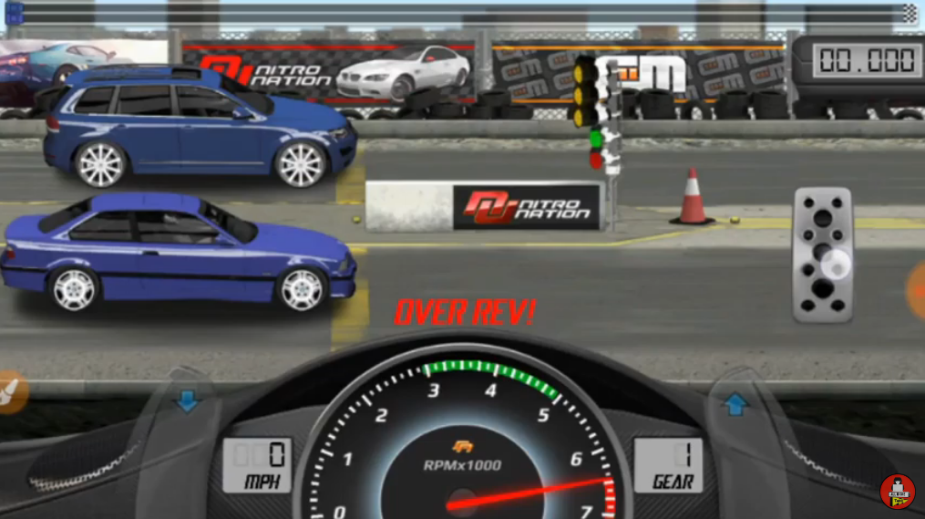 drag racing tips and tricks mod apk